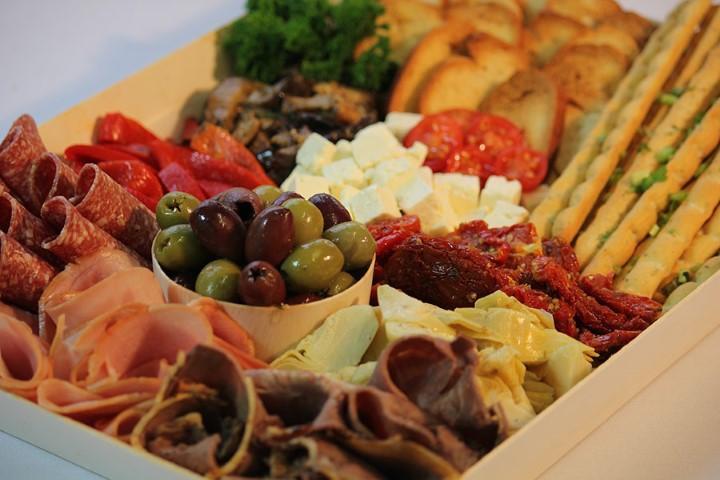 Spitroasters | Event Caterers Nelson | Antipasto Platter